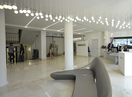 Abanca aposta pola innovaci n e a eficiencia na s a nova for Abanca oficinas madrid capital