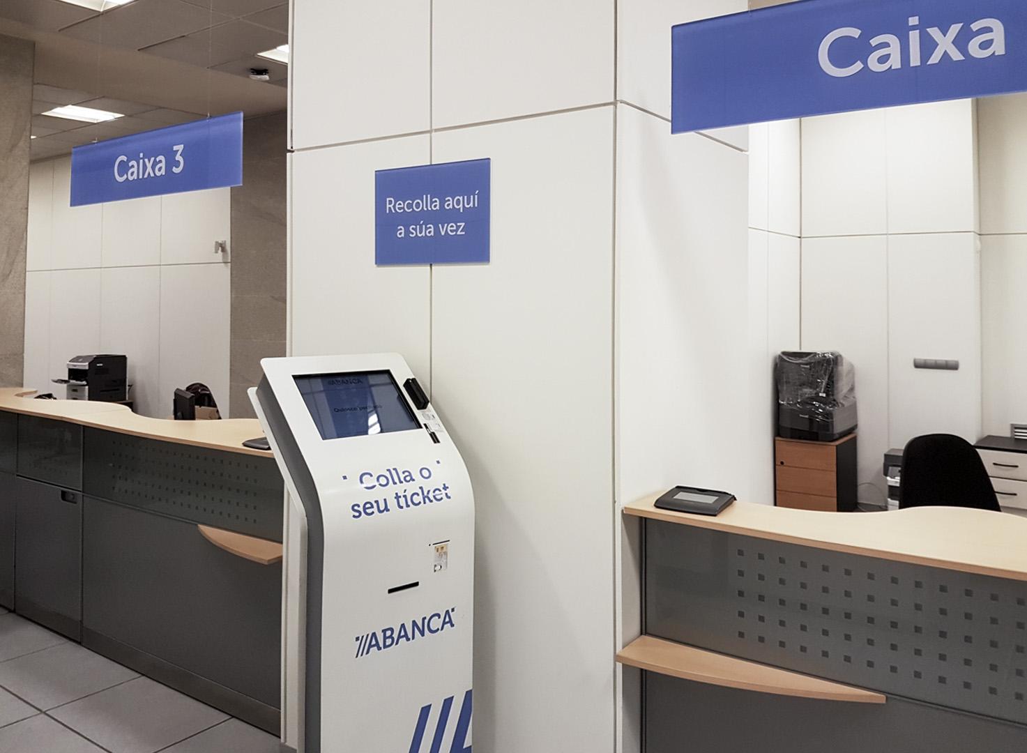 Abanca crea un nuevo concepto de oficina bancaria la for Concepto de oficina